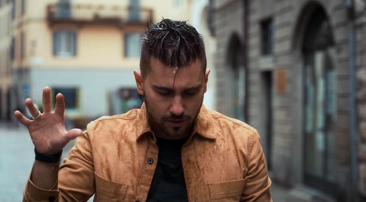 Ti Porterò a Ballare , fuori Venerdi 1 Ottobre il nuovo singolo di Andrea Candolfo