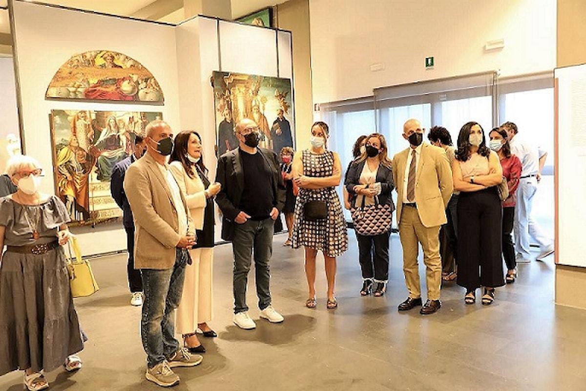 Messina - La Sicilia festeggia i 450 anni di Caravaggio