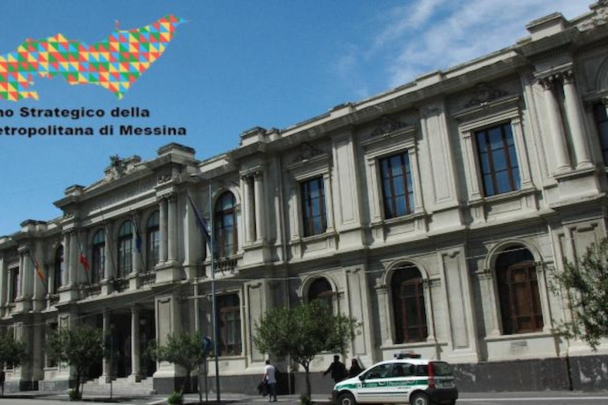 Messina - Palazzo dei Leoni lancia la raccolta di idee e proposte progettuali per il Piano strategico della Città metropolitana