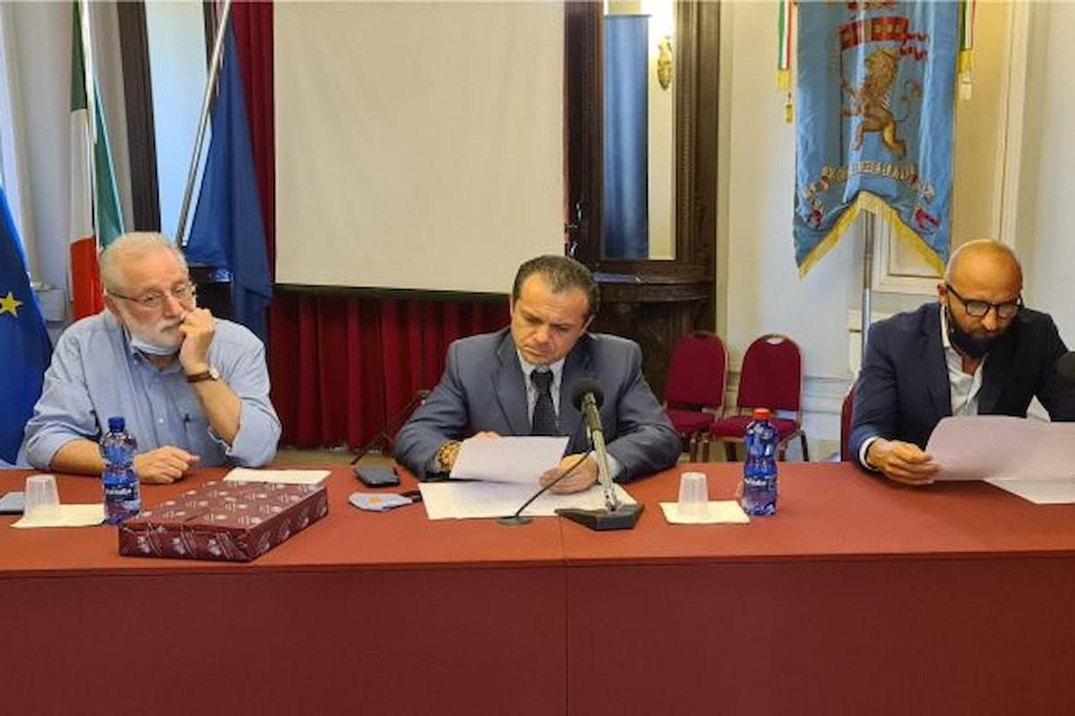 Messina - Viabilità provinciale, consegnati interventi per circa dieci milioni di euro