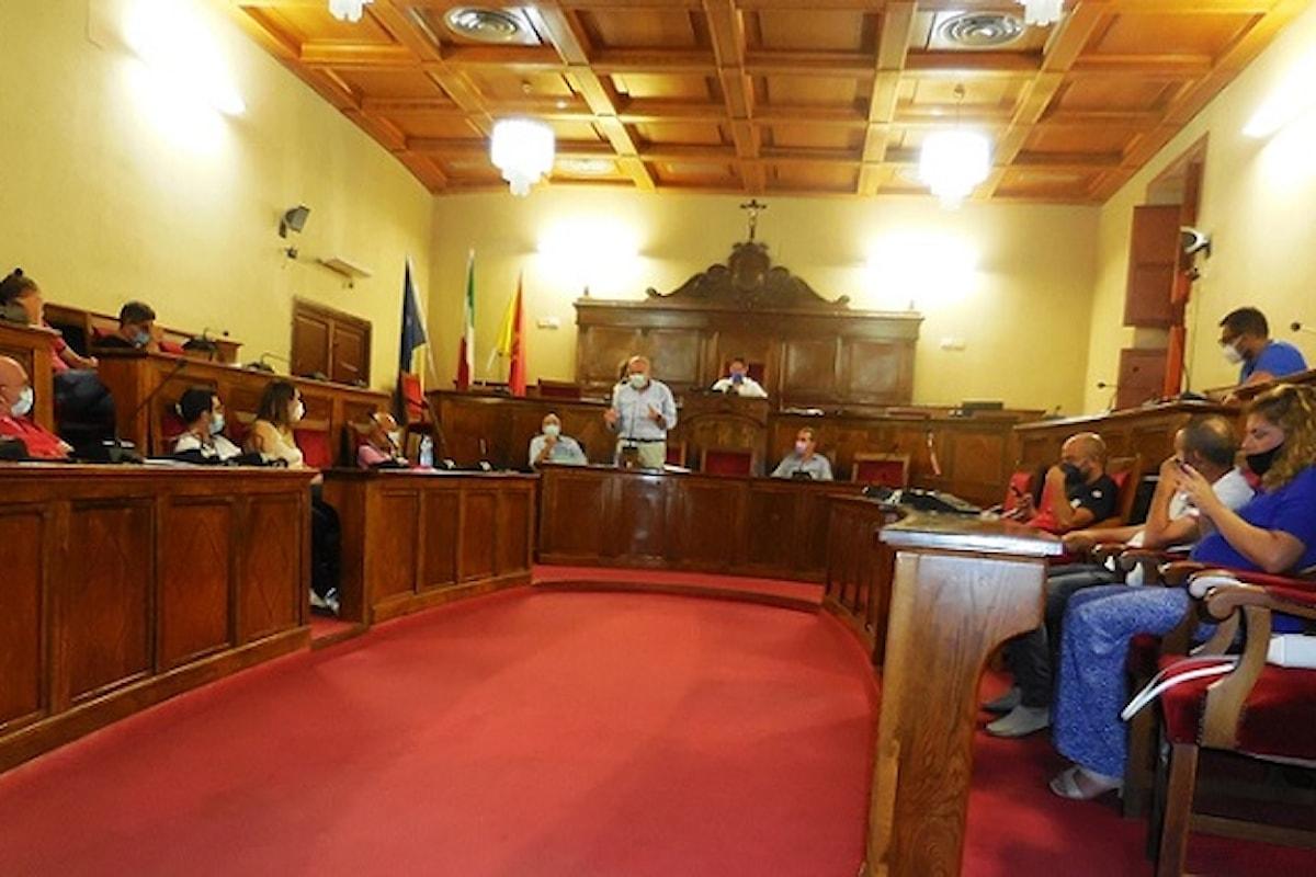 Milazzo (ME) - Il Consiglio comunale approva due debiti fuori bilancio