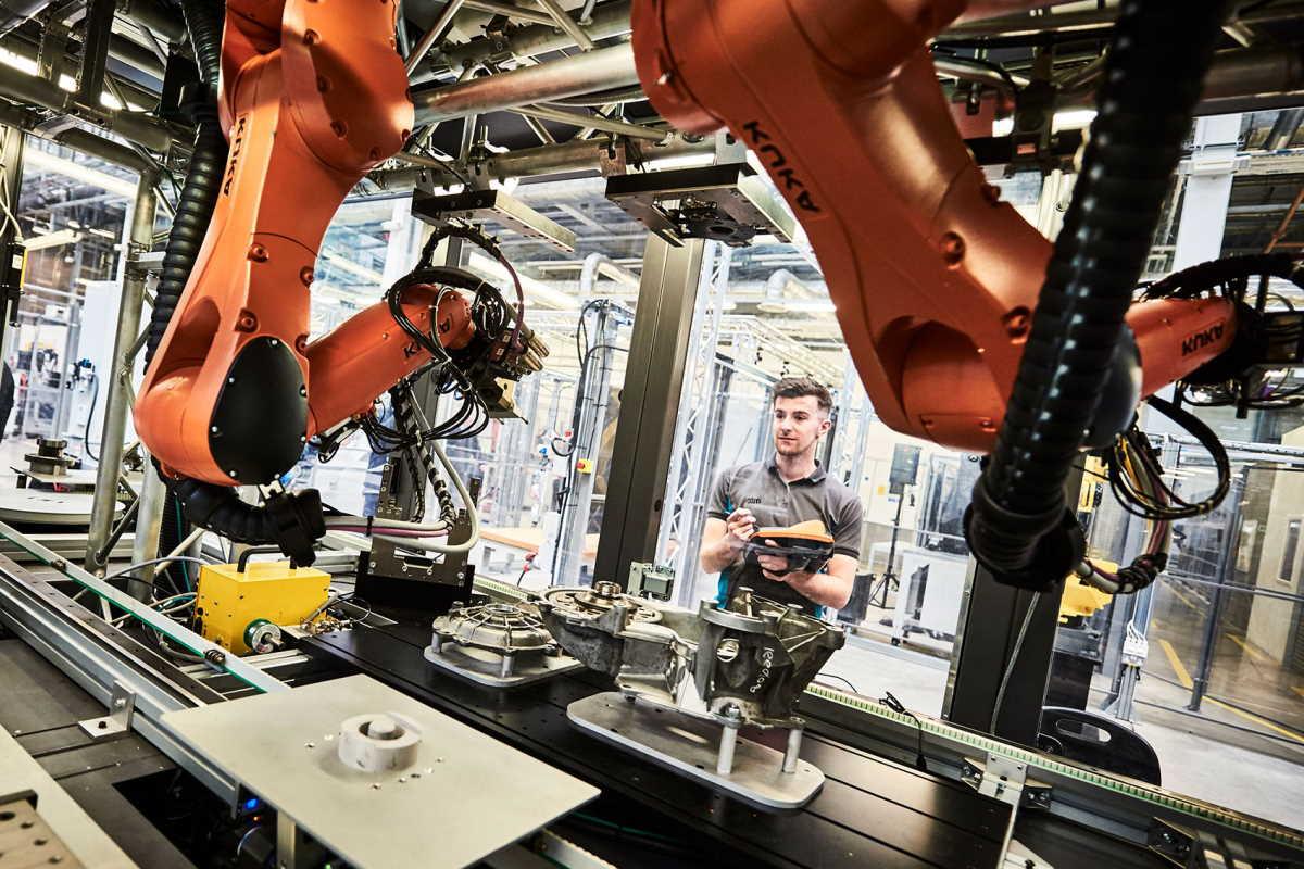 La robotica ai tempi del 4.0