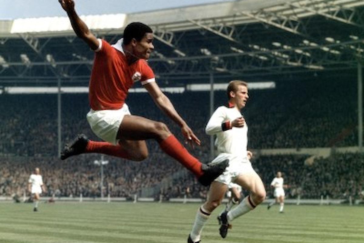 La storia di Eusébio, primo grande campione del calcio portoghese