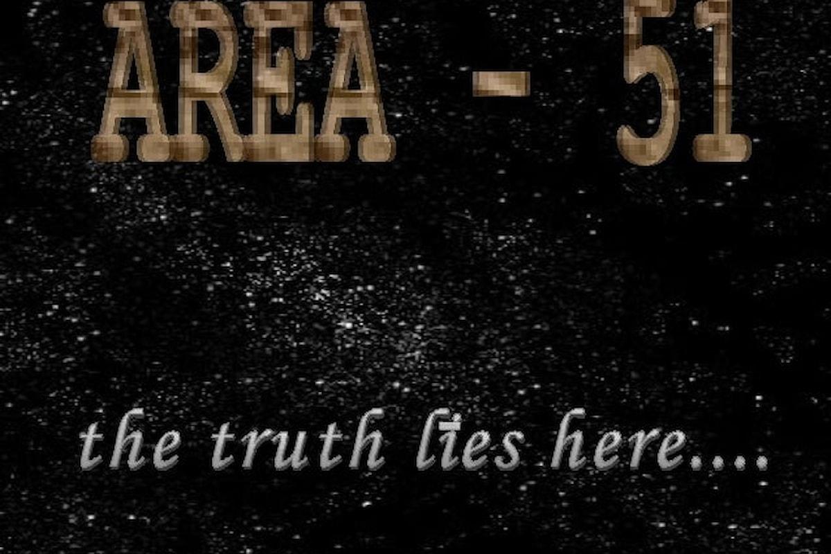 I MISTERI INQUIETANTI DELL'AREA-51