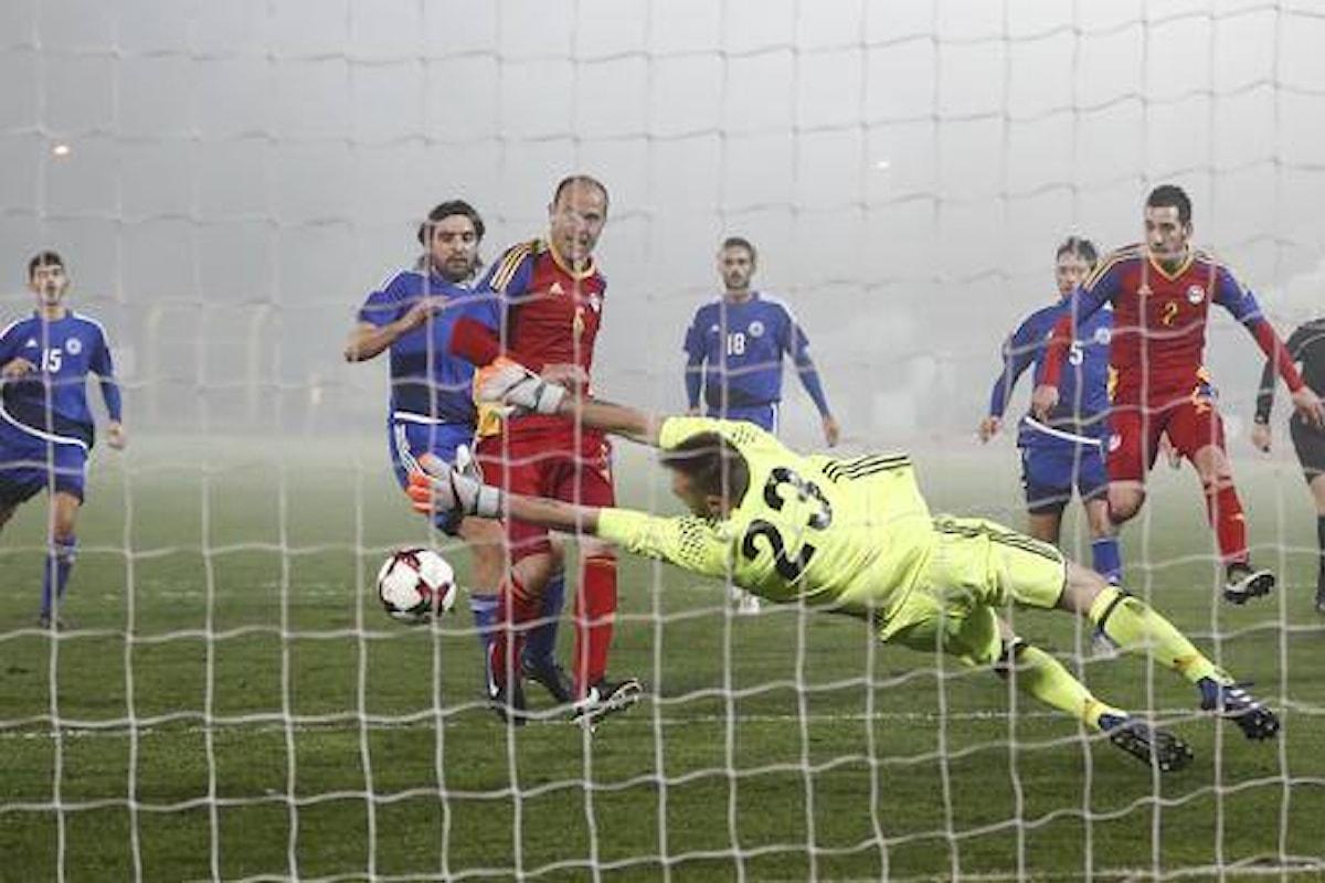 Ecco il risultato di SanMarino-Andorra di ieri, il derby dell'orgoglio. Chi è più cenerentola tra le due?
