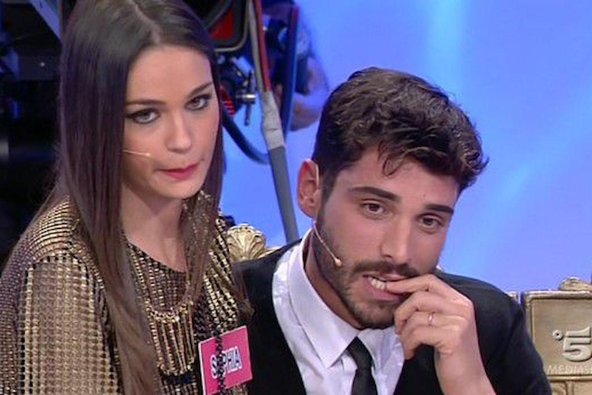 Uomini e Donne, la scelta di Amedeo Barbato è Sophia