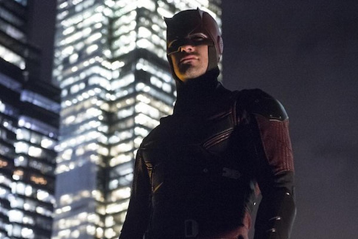 Il teaser trailer della seconda stagione di Daredevil