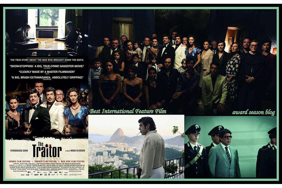 L'Italia sceglie Il Traditore come candidato per gli Oscars 2020. Chi sono i suoi sfidanti per il Best International Feature Film?