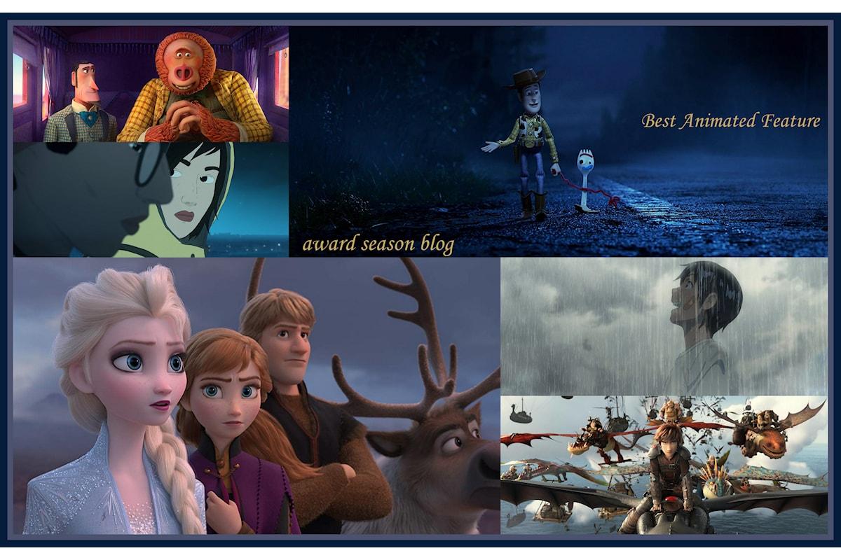 Quali sono i 7 migliori film d'animazione che hanno più chance di conquistare la nomination agli Oscars 2020? (previsioni ottobre)
