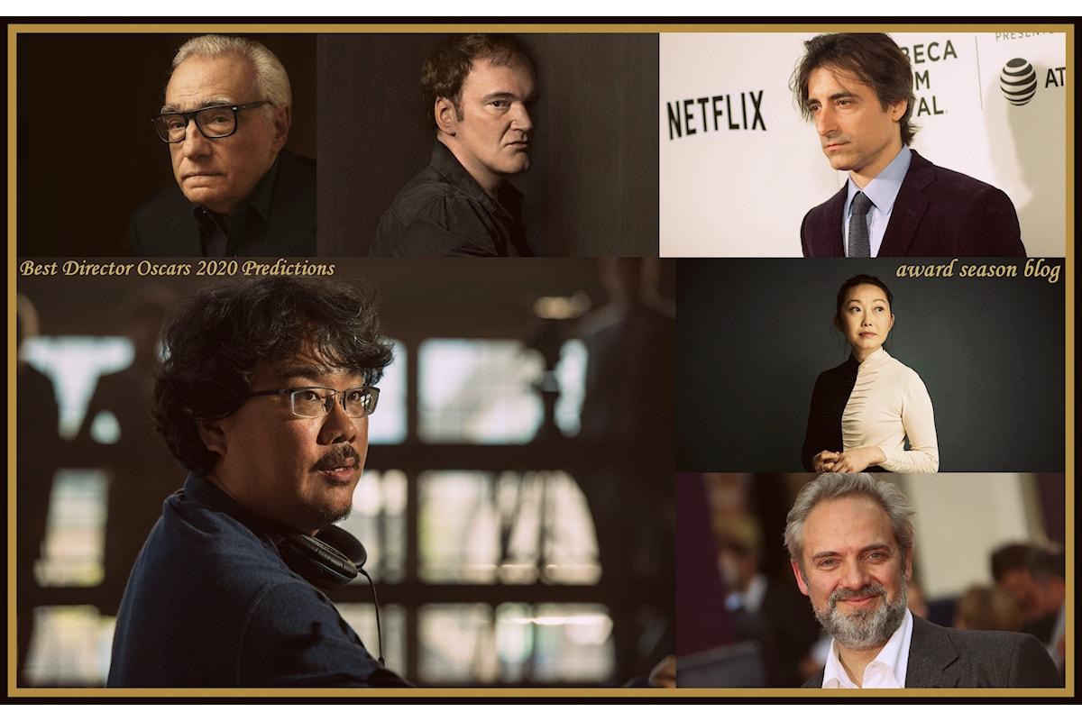 Quali sono i registi più quotati per una nomination agli Oscars 2020? (previsioni ottobre)