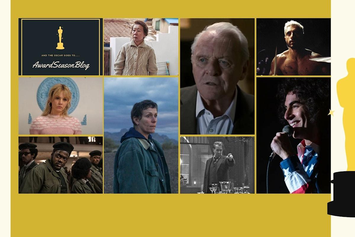 Oscar 2021: tra nominations, sorprese e favoriti. Per l'Italia 3 candidature