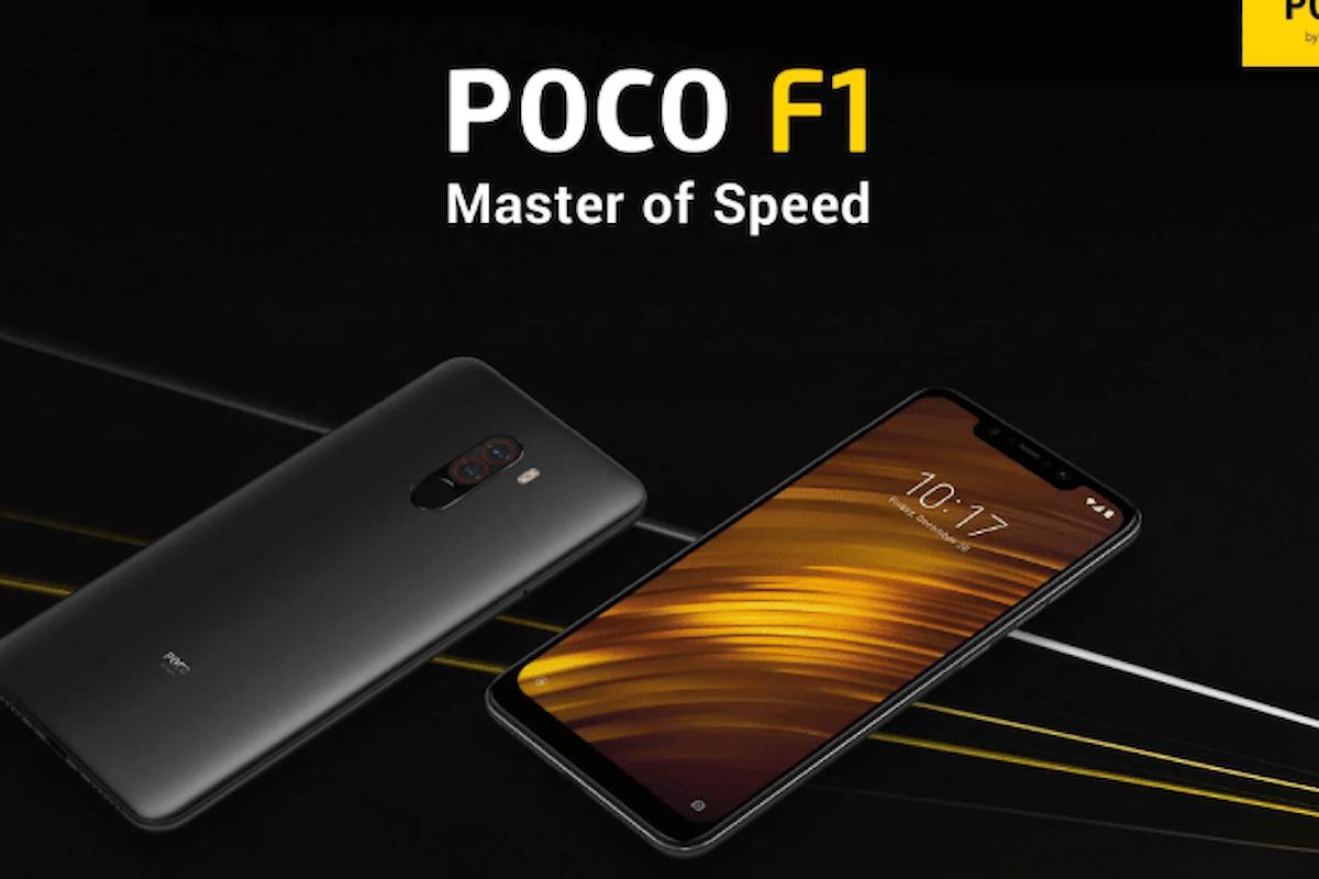 Xiaomi POCOPHONE F1 presentato ufficialmente: uno smartphone top di gamma venduto ad un prezzo davvero allettante