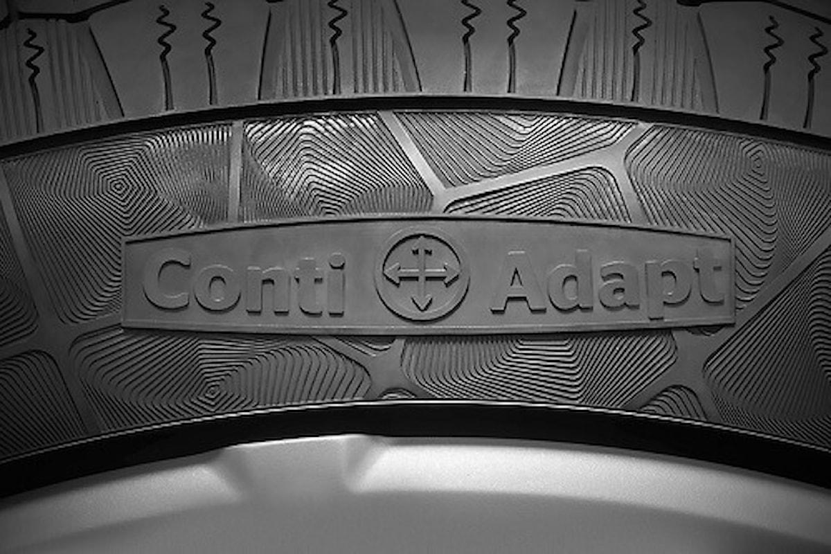 Gli pneumatici Continental leggeranno la strada