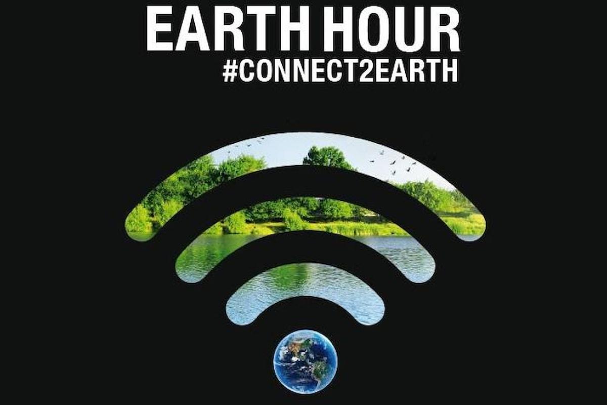 Sabato 24 marzo l'11.esima edizione di Earth Hour - Ora della Terra
