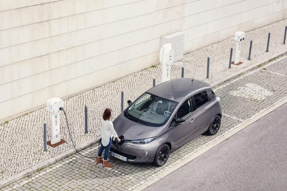 Ecco anche in Italia la nuova Renault Zoe!