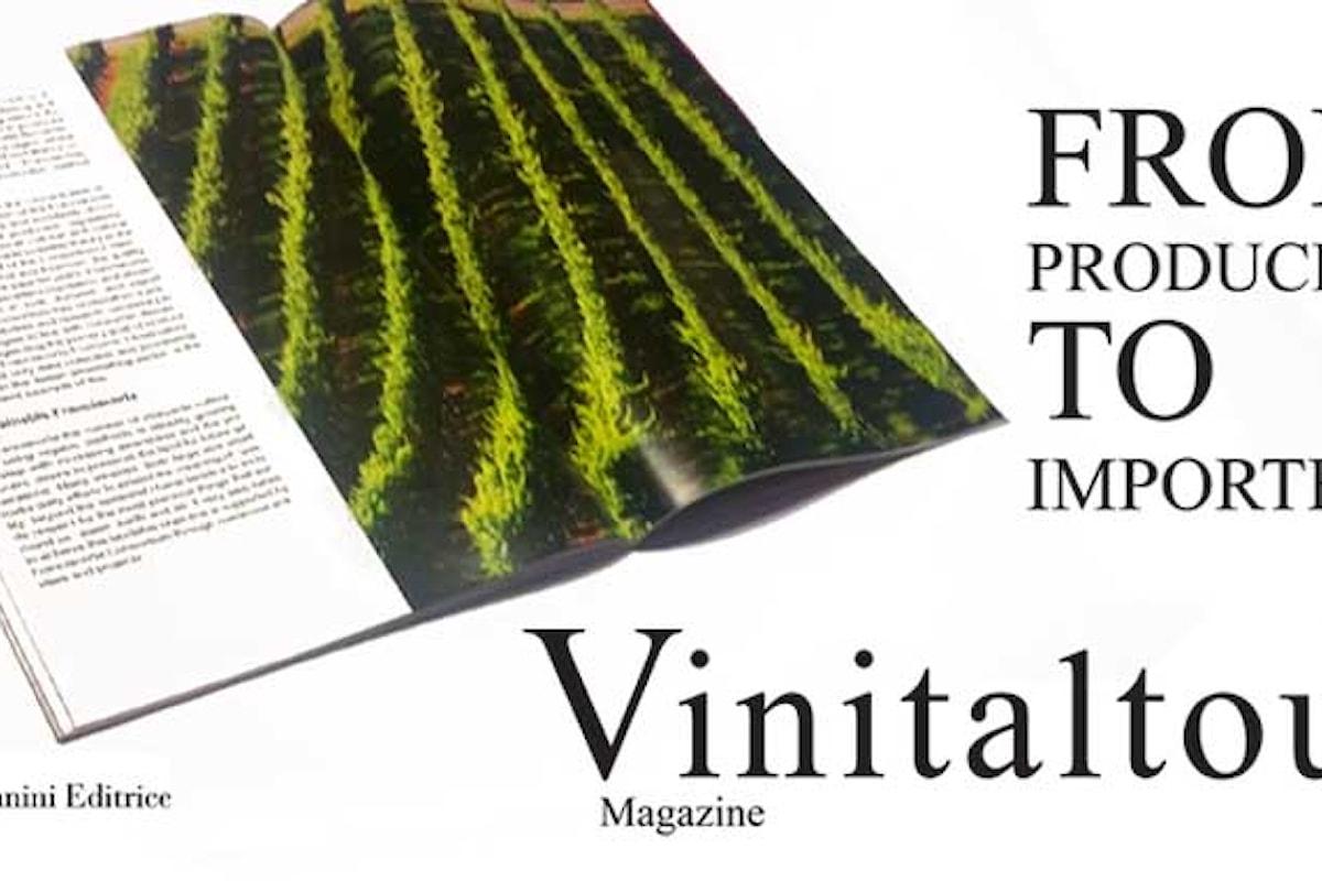 Vinitaltour: dal produttore di vino all'importatore estero