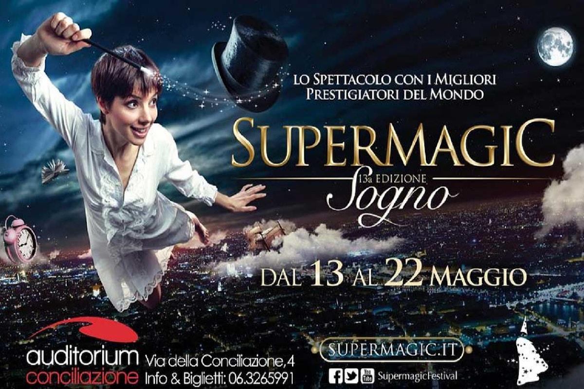 Torna il Festival della Magia: Supermagic 2016