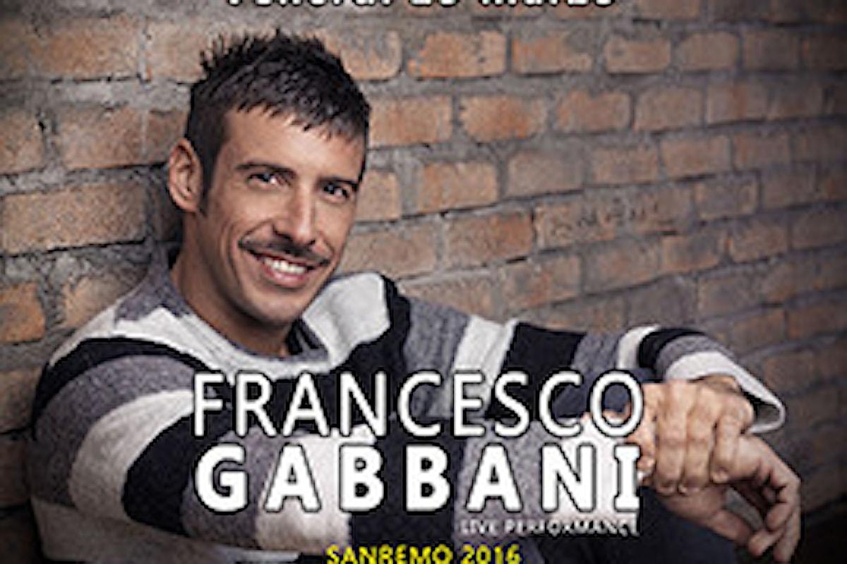 Capannina: Francesco Gabbani