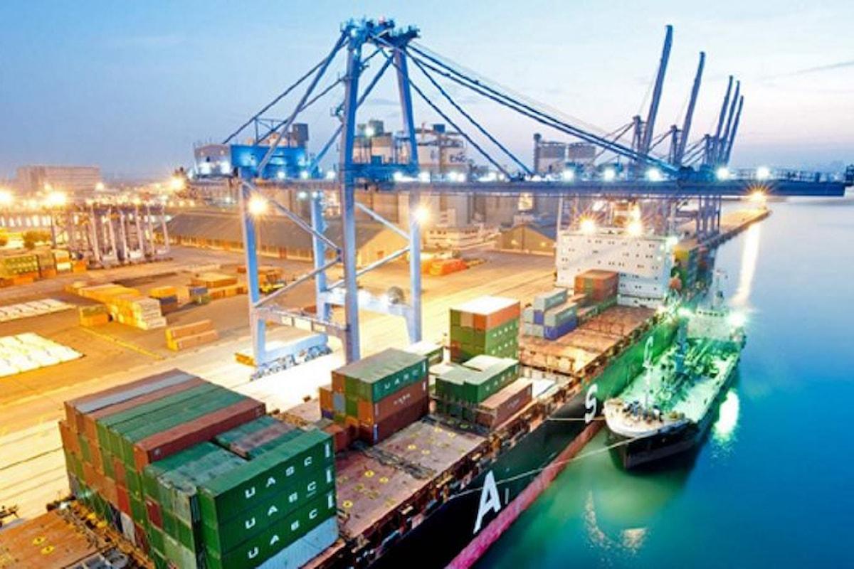 Istat, in calo esportazioni e importazioni a settembre 2017