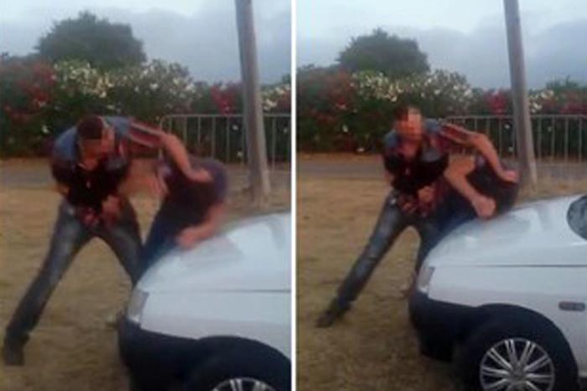 LUCA OVVERO L'INDIFFERENZA: disabile picchiato, i presenti filmano aggressione
