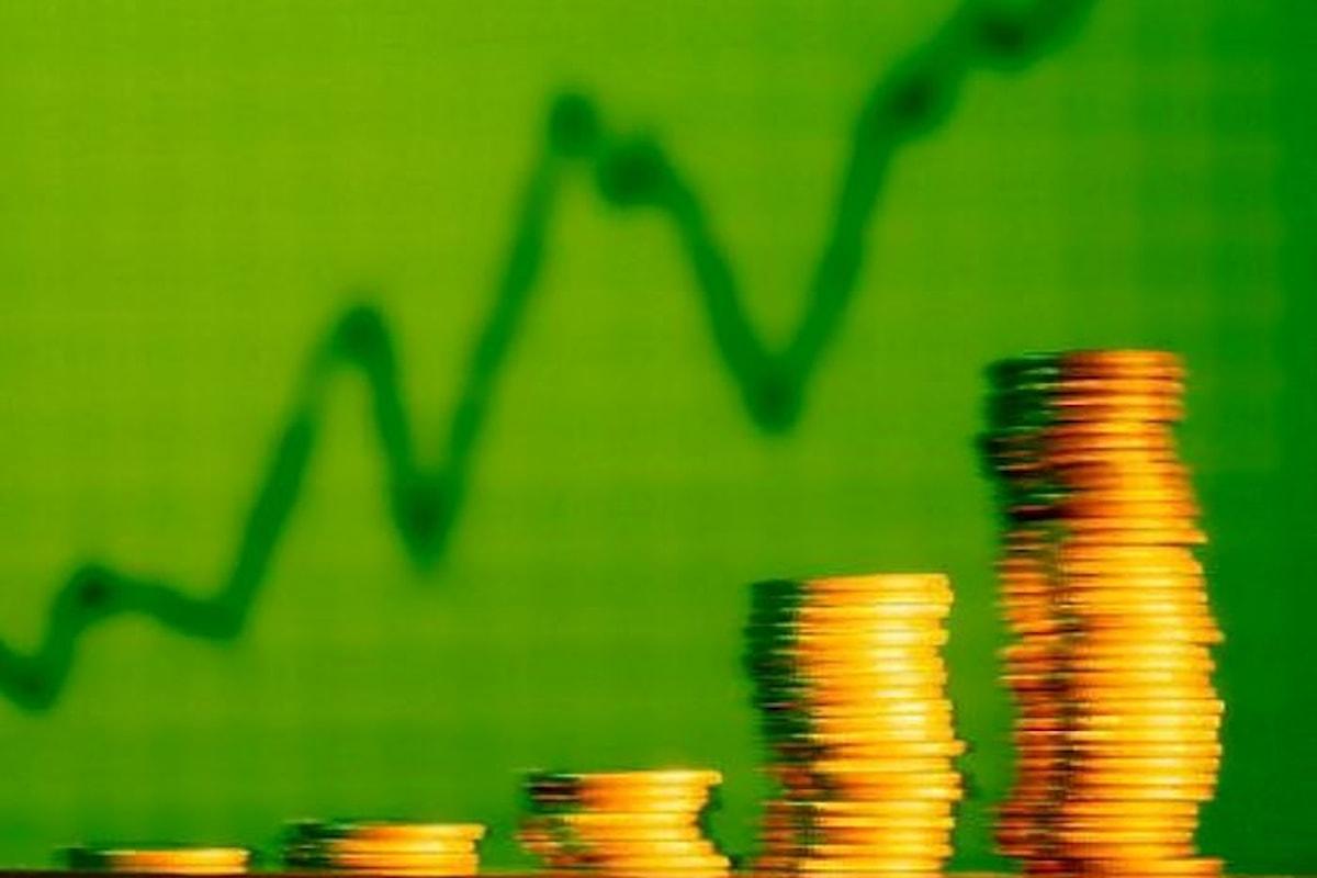 Ad agosto 2017 sale l'inflazione, +1,4% su base annua