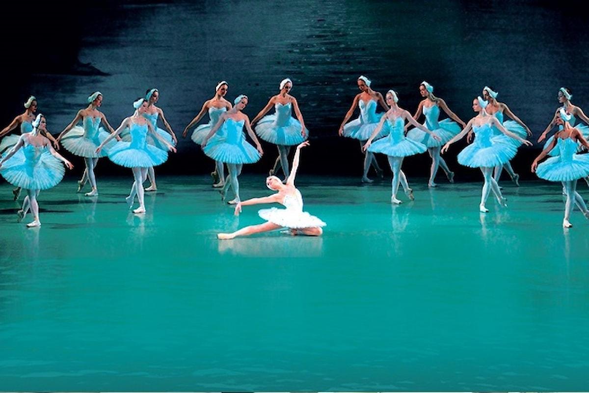 IL LAGO DEI CIGNI del Kiev Grand Classic Ballet Star al Teatro Nuovo Milano