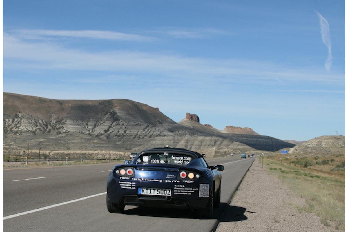 Auto elettriche: il giro del mondo in 80 giorni