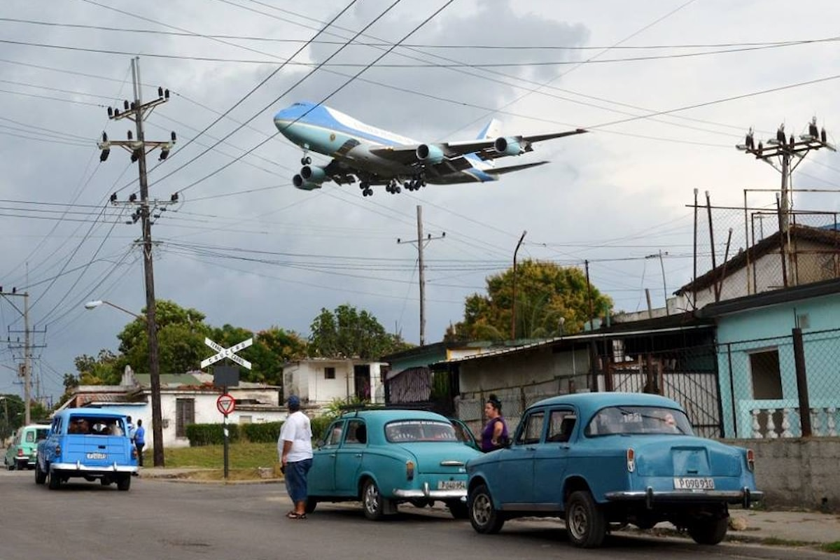 Barack Obama in visita a Cuba, un evento storico