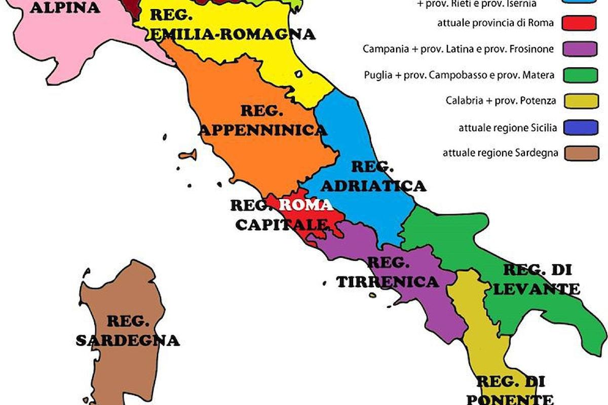 Regioni, questa riforma è un disastro