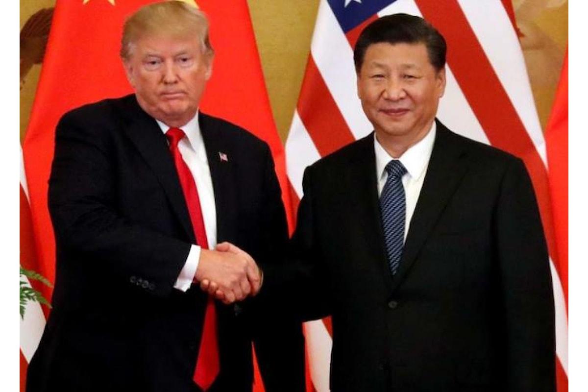 Trump risponde ai dazi cinesi con la minaccia di ulteriori dazi per 200 miliardi di dollari