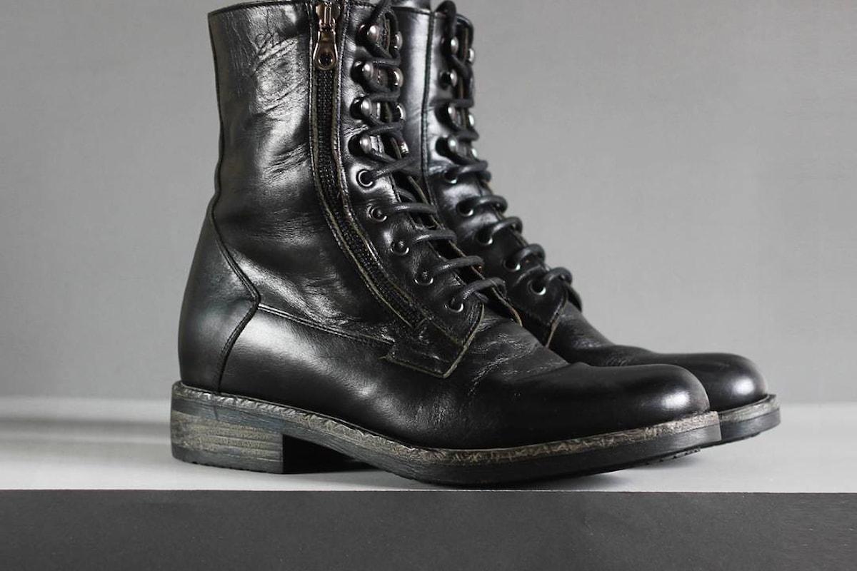 Scarpe rialzate GuidoMaggi Inverno 2018. Il lusso da calzare Made in Italy