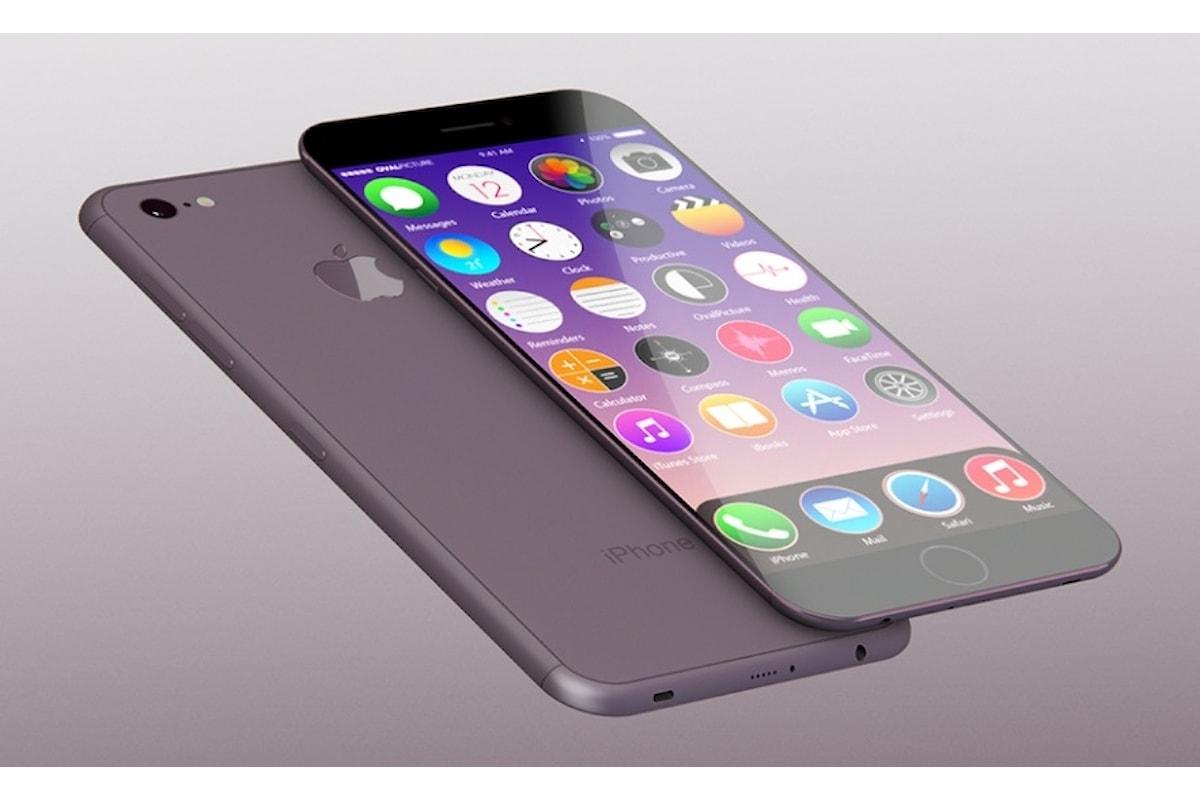 iPhone 7 | scheda tecnica (rumors)