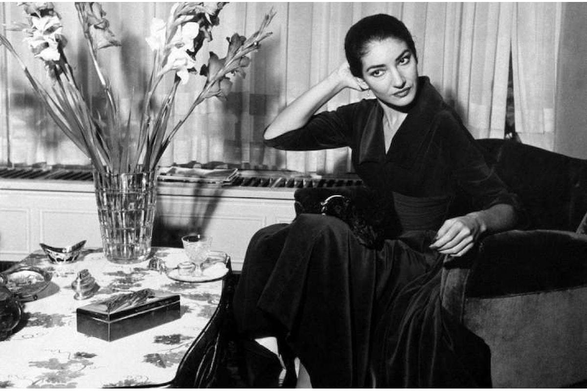 Maria Callas: icona di stile, icona di voce