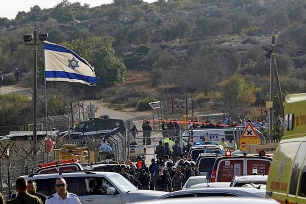 Uccisi tre israeliani a guardia di un insediamento in Cisgiordania