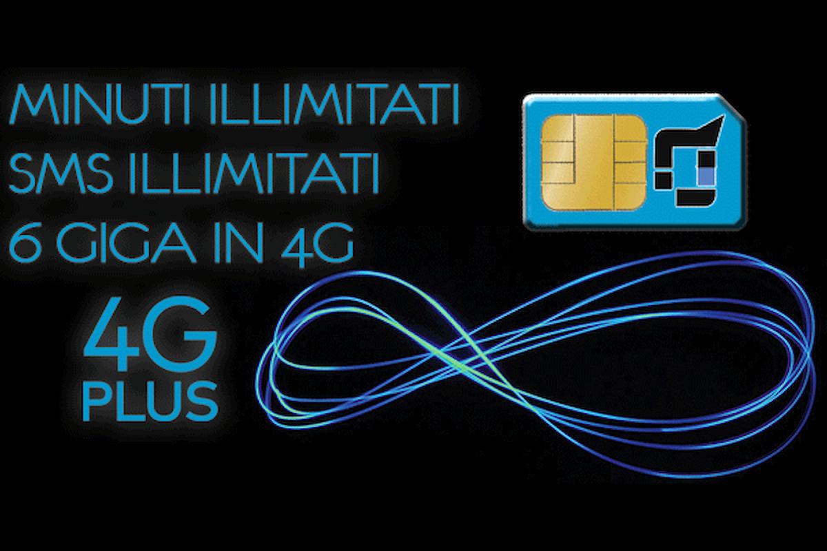 Broker Per La Telefonia: SIM chiamate ed SMS illimitati e 6 Giga di Internet