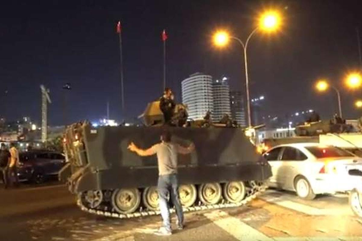 Fallito golpe in Turchia, Erdogan ancora al potere