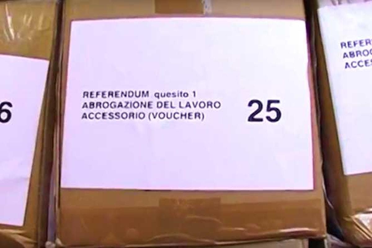La CGIL deposita in Cassazione oltre 3 milioni di firme per tre nuovi referendum