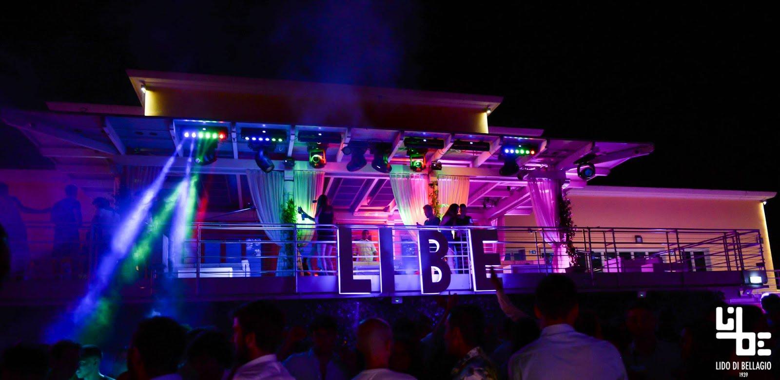 Lido di Bellagio (CO): 13/7 Luca Onestini, 14/7 Ibiza F✰✰King Show, 15/7 Finale Regionale - Miss Cinema Lombardia (Miss Italia), 20/7 Vida Loca
