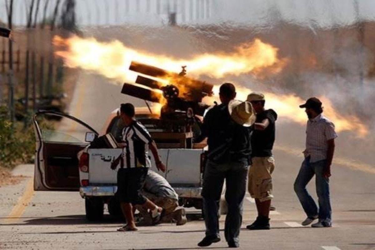 La situazione in Libia riporta al centro il problema migranti
