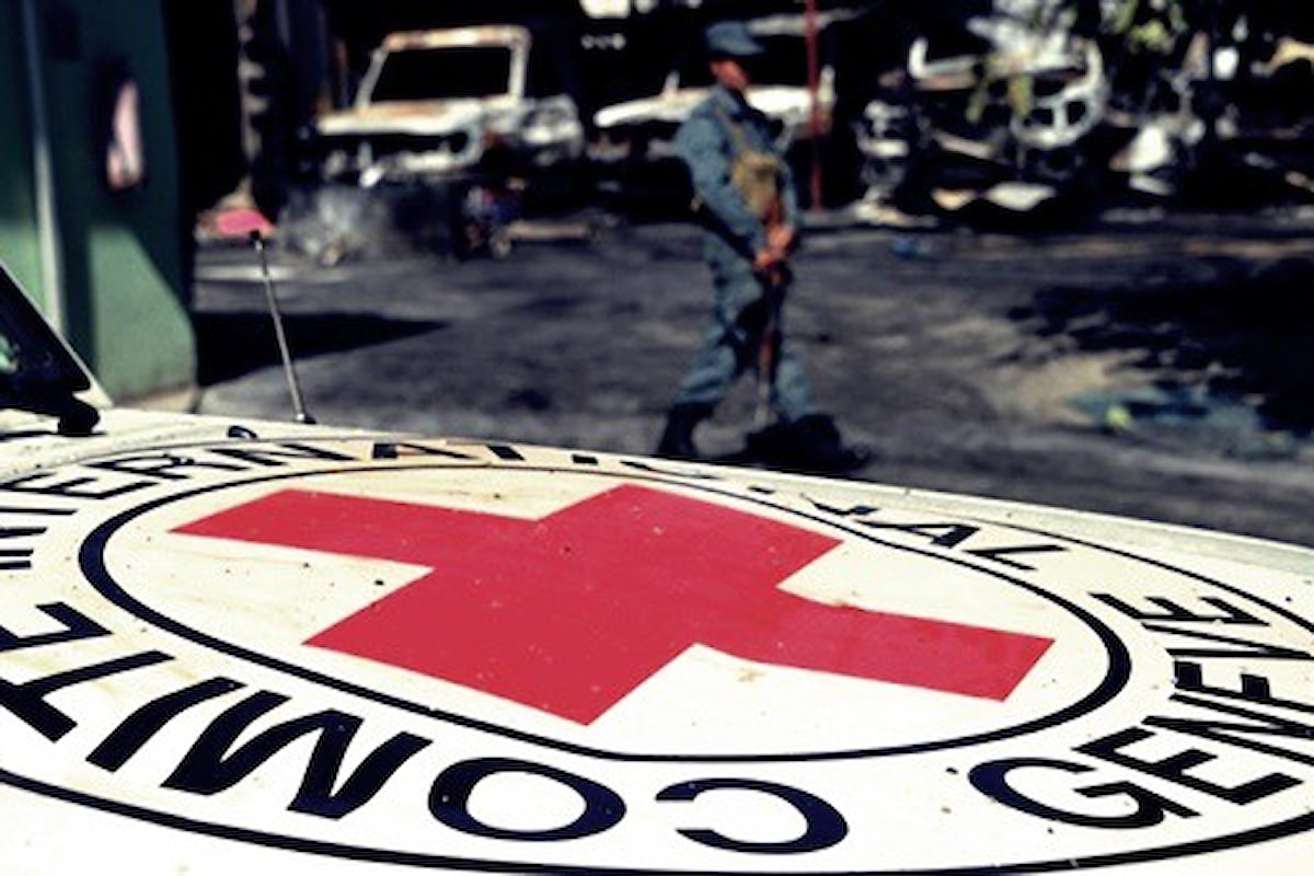 Attacco alla Croce Rossa, fermate le operazioni in Afghanistan