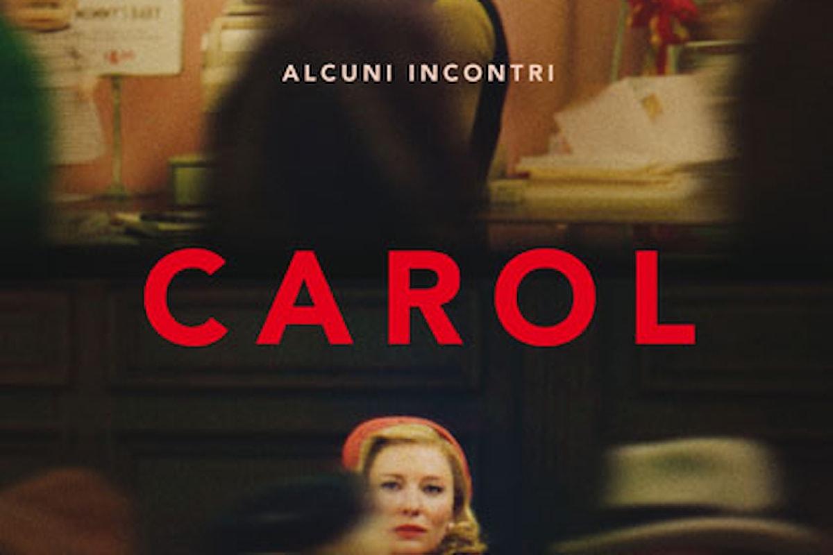 Emozioni d'artista: al cineforum con CAROL