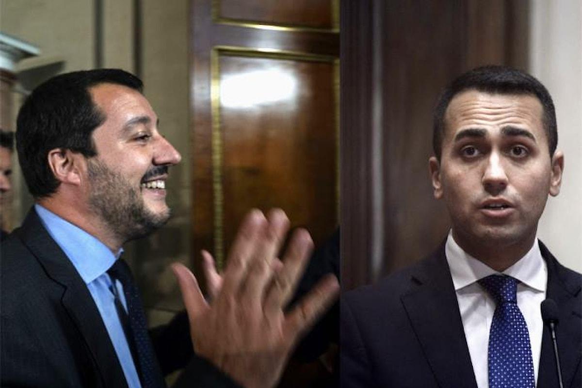 La pazienza di Salvini in attesa di ritornare al voto nei primi mesi del 2019