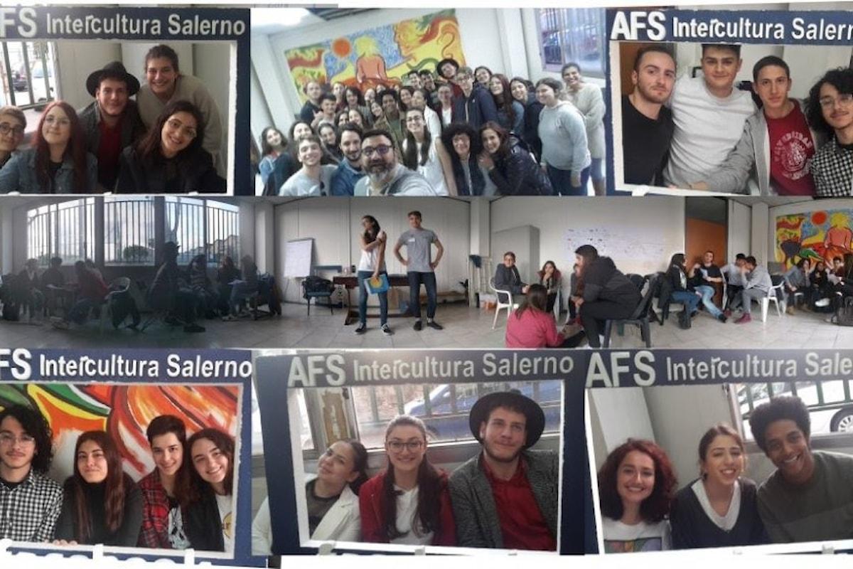 Da Salerno al Vallo di Diano, 30 studenti ambasciatori nel mondo