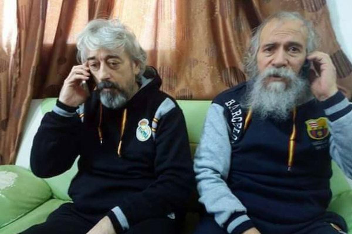 Libia, sono liberi gli ostaggi Pollicardo e Calcagno: vogliamo tornare in Italia.