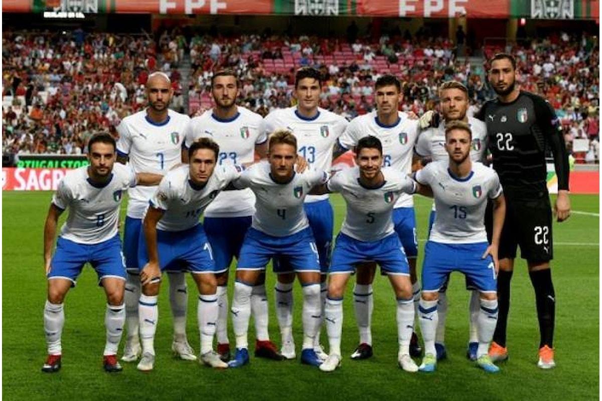 Nations League, l'Italia di Mancini perde in casa del Portogallo per 1-0