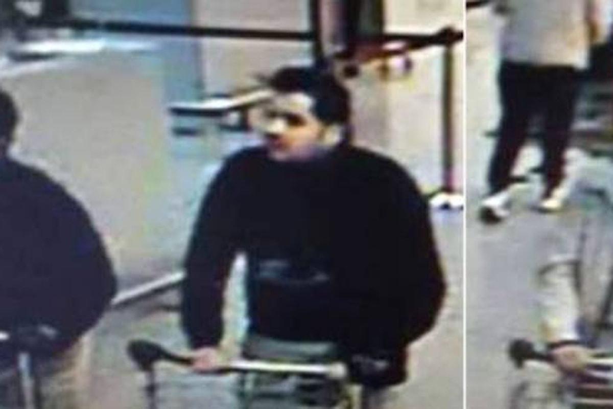 Identificati i terroristi di Zaventem. Ancora latitante l'artificiere della strage