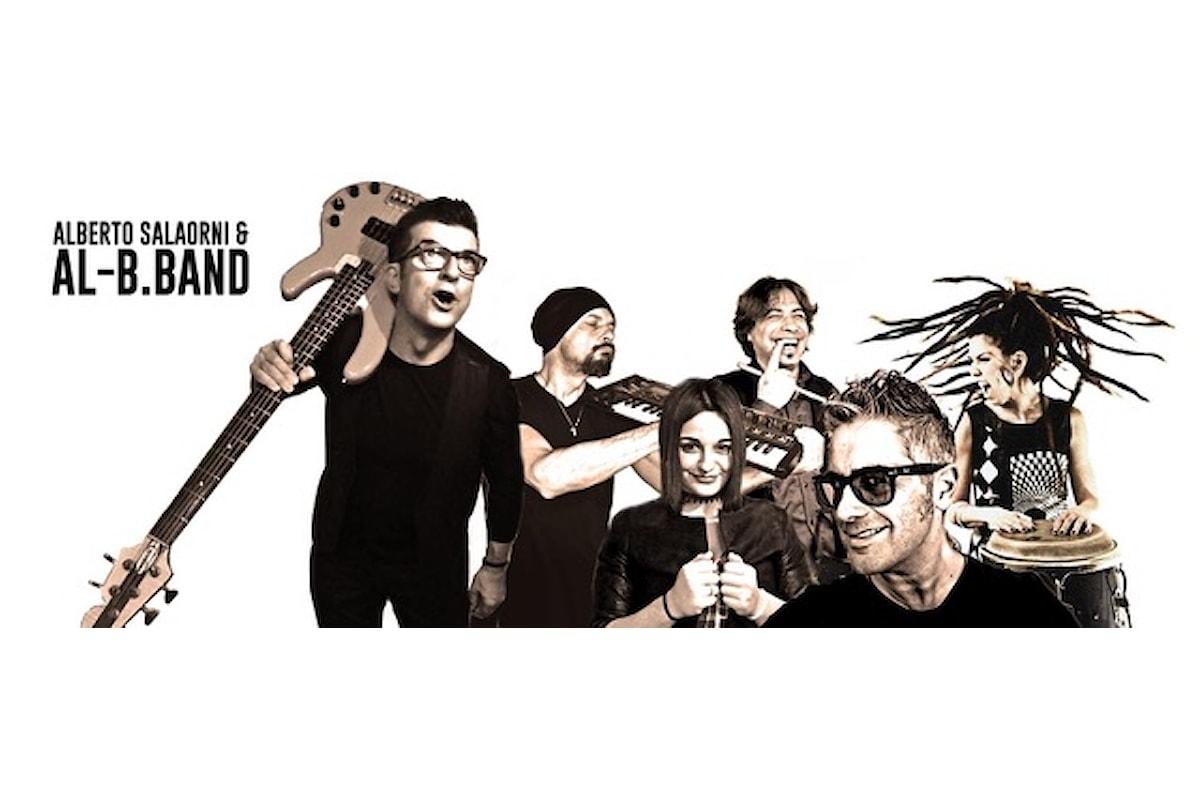 Alberto Salaorni & Al-B.Band: a marzo tra Madonna di Campiglio, Verona, Bardolino