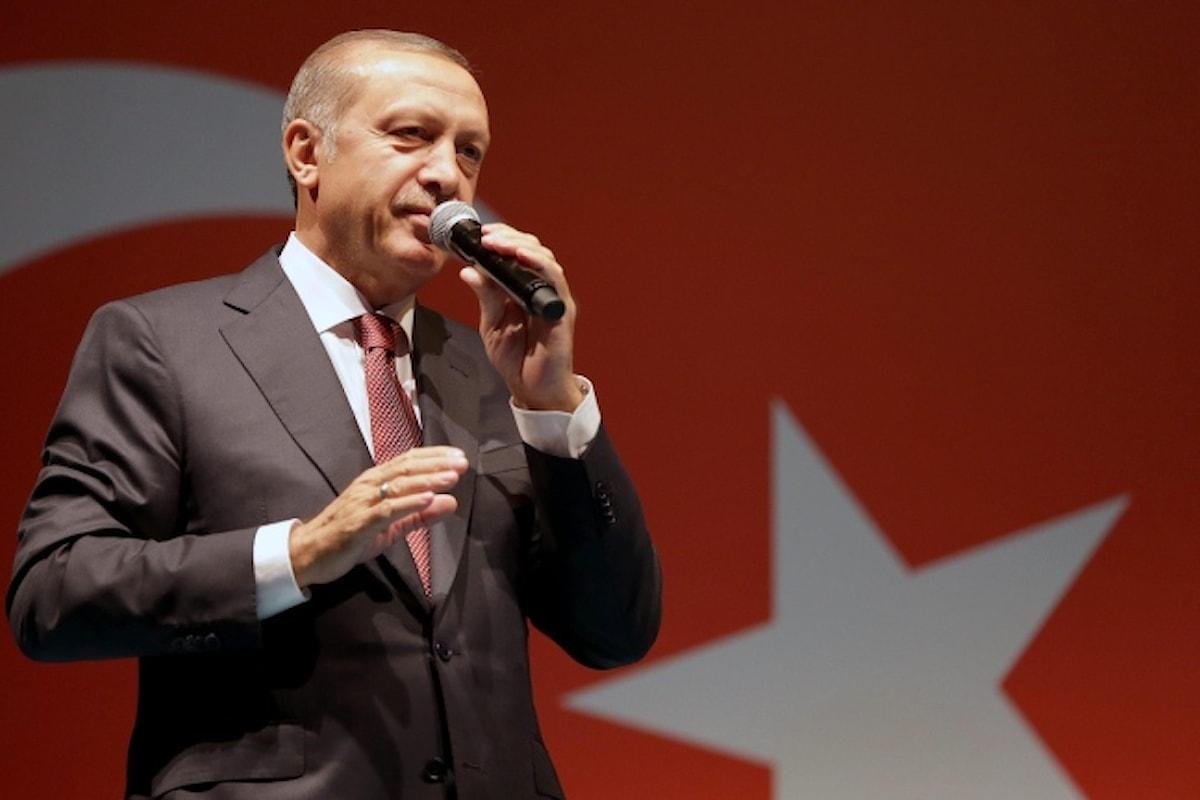 ITALIA, PENSA ALLA MAFIA - Erdogan bacchetta pure noi