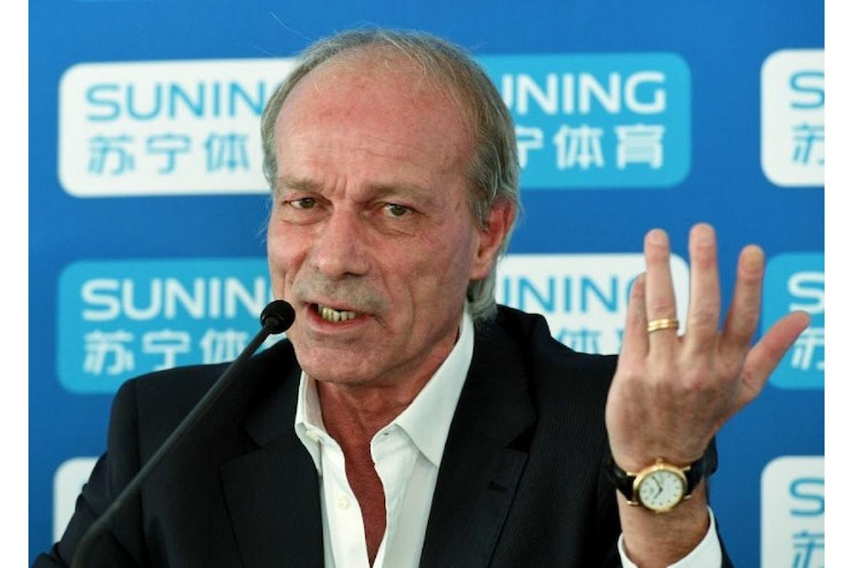 Walter Sabatini dice addio all'Inter. È iniziato il ridimensionamento di Suning nel mondo del calcio?