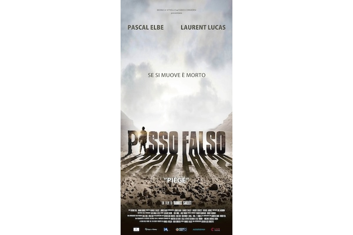 Al cinema il thriller PASSO FALSO: recensione